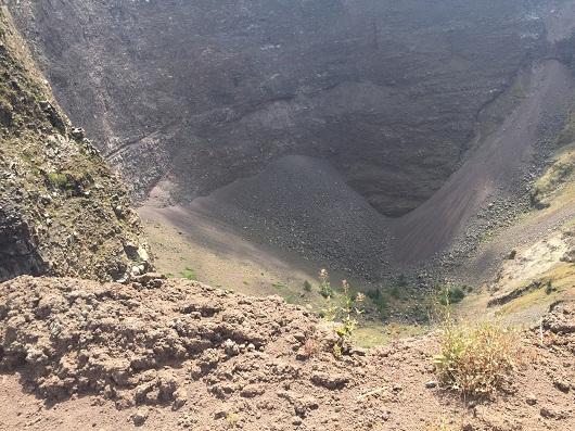 Krateri i Vezuvit