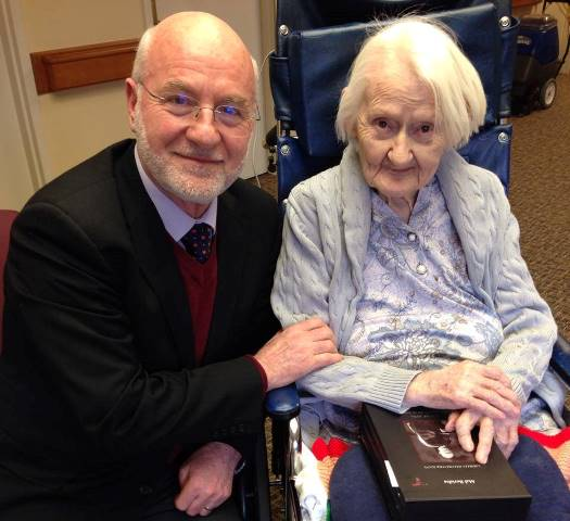 MEETING WITH 103-YEAR-OLD GRACE JOHNSON ERICKSON